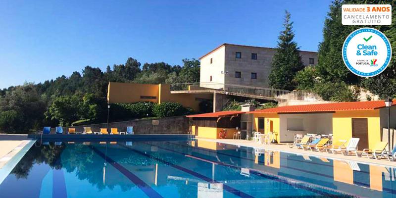 Hotel Rural Maria da Fonte - Gerês   Estadia Romântica com acesso ao Spa e Opção Jantar