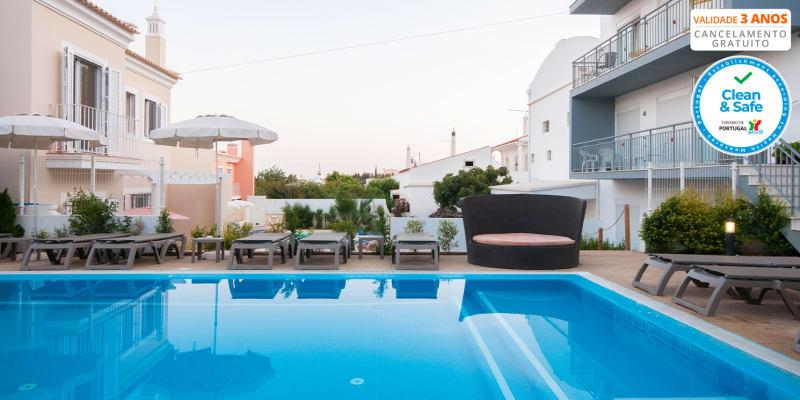Hotel São Sebastião de Boliqueime - Loulé | Estadia Romântica no Algarve