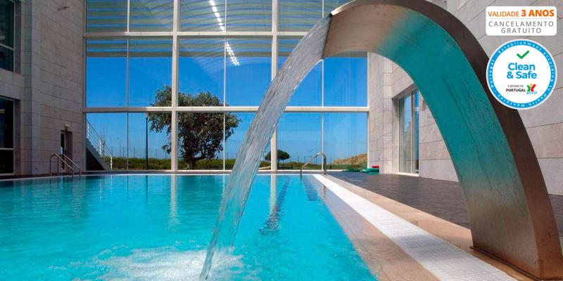 Hotel Aldeia dos Capuchos Golf & Spa 4* - Caparica | Estadia & Spa com Opção Jantar