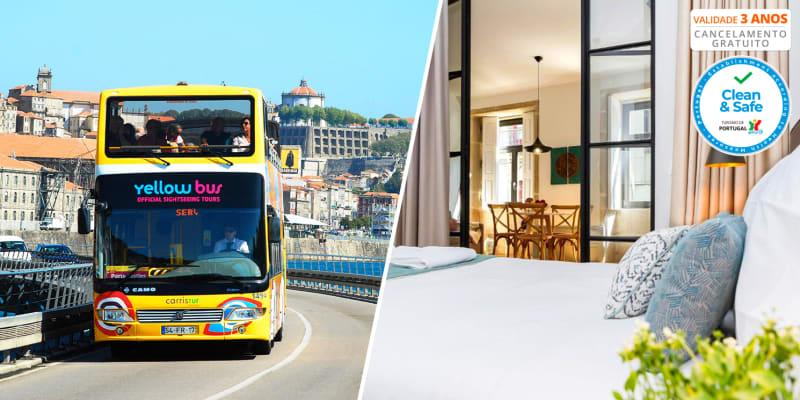 InSitu Formosa 168 - Porto | Estadia em Apartamento no Centro da Cidade c/ Opção Cruzeiro das 6 Pontes e Prova de Vinhos do Porto