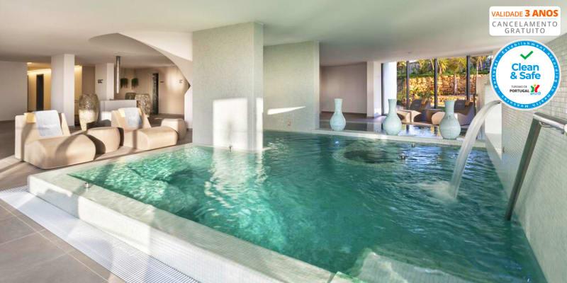 Longevity Health & Wellness Hotel 5* - Alvor | Estadia & Spa com Vista para a Baía