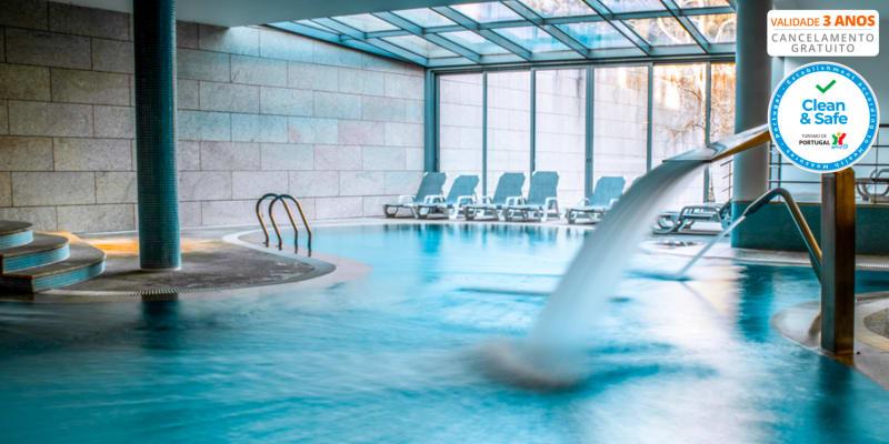 Monte Prado Hotel & Spa 4* - Gerês   Estadia na Natureza com Opção Jantar e Massagem