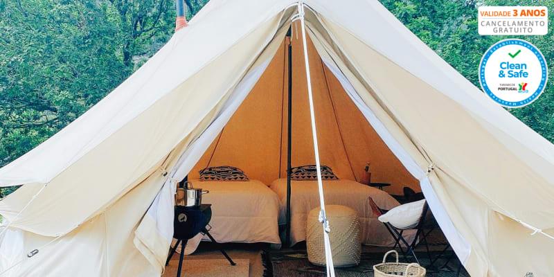 Selina Gerês - Parque Nacional da Peneda-Gerês | Estadia em Tenda Glamping c/ Opção Tour Pelas Cascatas