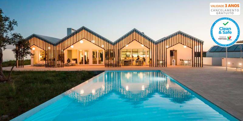 Sobreiras Alentejo Country Hotel 4* - Grândola | Estadia de Sonho