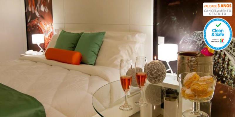 Vinyl M Hotel - Aveiro | Estadia com Banheira de Hidromassagem