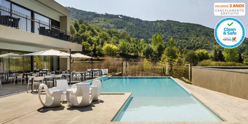 Aqua Village Resort & Spa 5* - Serra da Estrela | Estadia em Apartamento & Spa com Opção Jantar ou Massagem