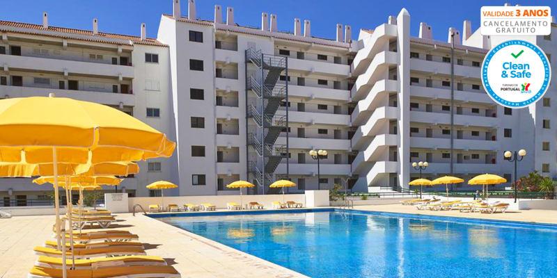 Cheerfulway Minichoro Apartamentos - Praia da Oura | Férias para até 6 pessoas em Apartamento T2