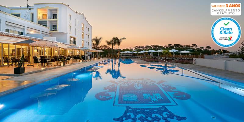 Dona Filipa Hotel 5* - Vale do Lobo   Férias em Família Junto à Praia com Spa & Opção Meia-Pensão