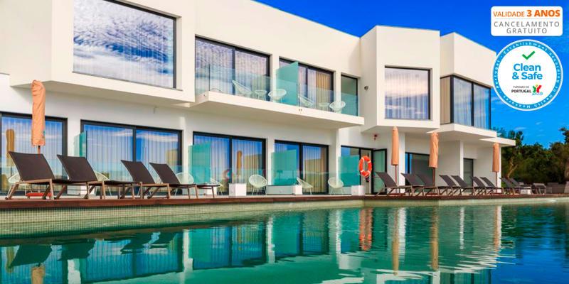 Enigma - Nature & Water Hotel 4* - Costa Vicentina | Estadia & Spa com Opção Jantar e Massagens