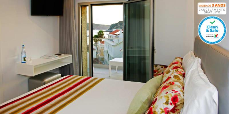 Hotel Concha - S. Martinho do Porto | Estadia Romântica Junto à Praia