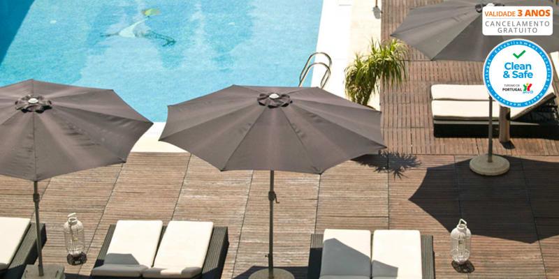 Hotel Ílhavo Plaza & Spa 4* | Estadia & Spa com Opção Jantar e Massagem