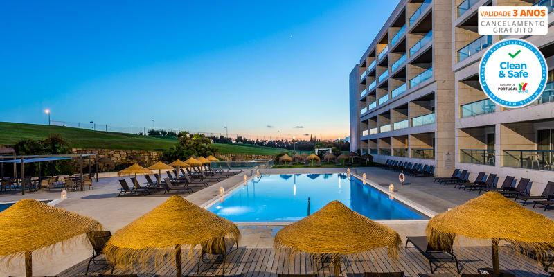 Hotel Aldeia dos Capuchos Golf & Spa 4* - Caparica   Estadia & Spa com Opção Jantar e Massagens