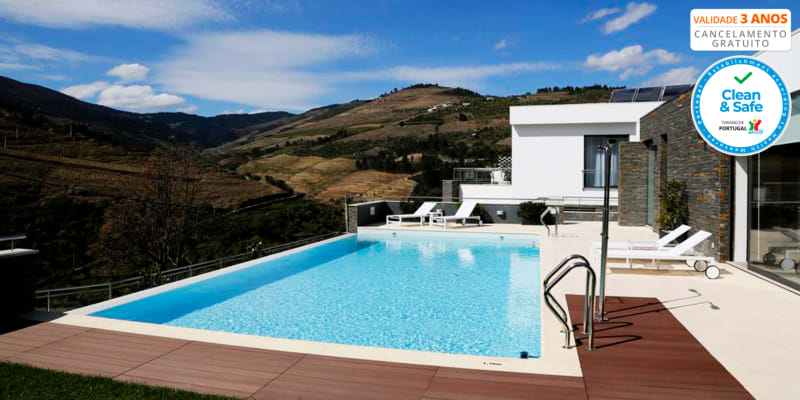 LBV House Hotel - Pinhão | Estadia Romântica com Vista para Rio Douro
