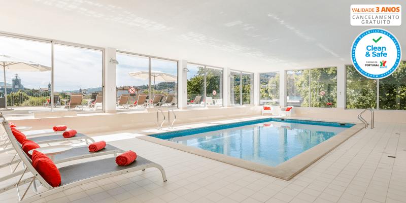Luna Arcos Hotel Nature & Wellness 4* - Gerês | Estadia & Spa