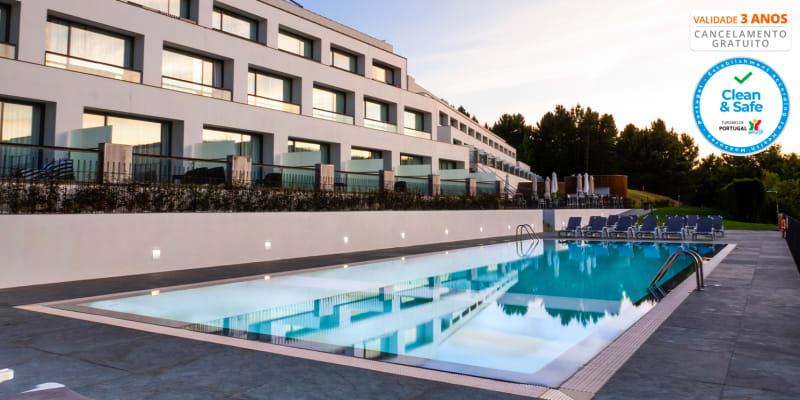 Monte Prado Hotel & Spa 4* - Gerês | Estadia na Natureza com Opção Jantar ou Meia-Pensão