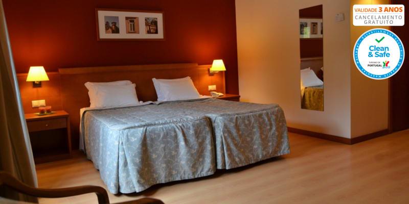 Hotel Monte Rio - Viseu   Estadia Junto à Barragem da Aguieira