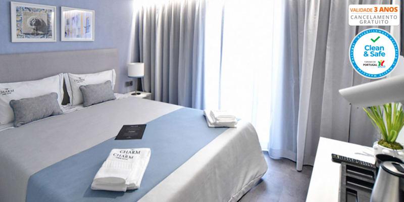 My Charm Lisbon Suites - Estadia Romântica no Centro da Cidade com Opção Pack Romântico