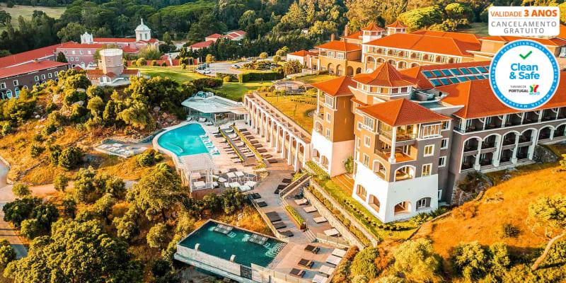 Penha Longa Resort 5* - Sintra | Estadia & Spa de Sonho c/ Opção Jantar e Massagem