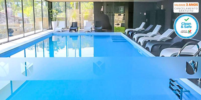 Prazer da Natureza Resort & Spa 4* - Caminha | Estadia & Spa em Villa T2 com Opção Meia-Pensão