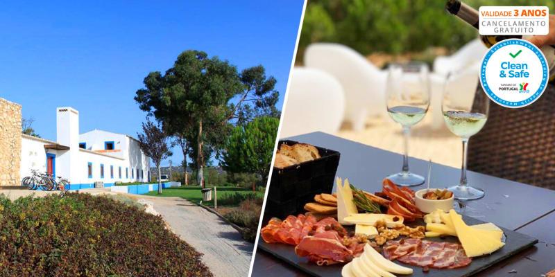 Quinta do Mel - Albufeira | Estadia Rural no Algarve c/ Opção Jantar e Degustação de Produtos Típicos
