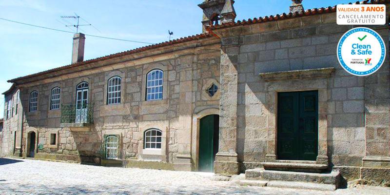 Solar dos Pedrosos - Guarda | Estadia Romântica