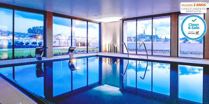 Hotel Villa Batalha 4*   Estadia & Spa com Opção Jantar e Massagem