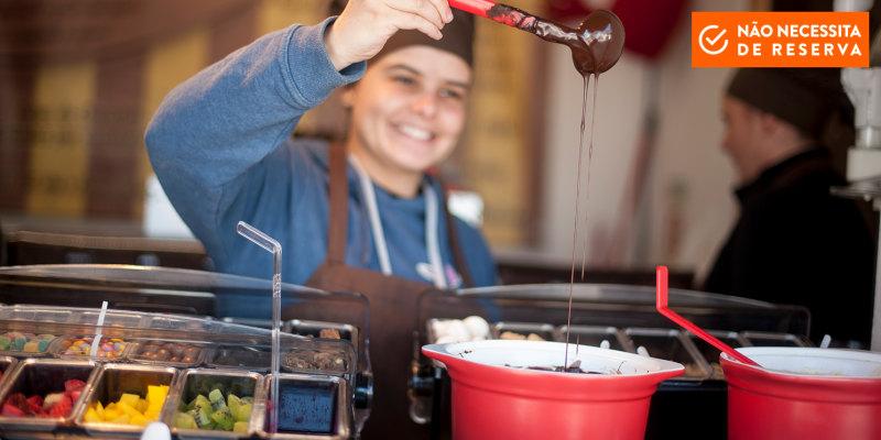 Festival Internacional de Chocolate! 25 de Abril a 5 de Maio | Óbidos