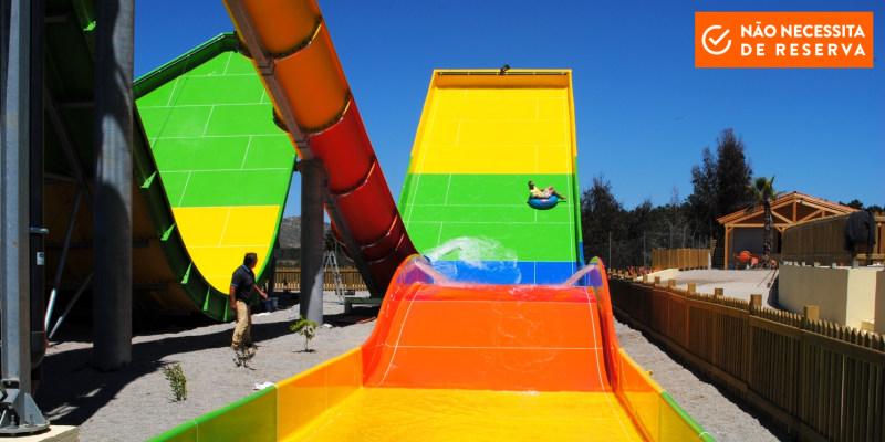 NaturWaterPark! Aventuras Aquáticas para Criança, Adulto ou Sénior - Vila Real