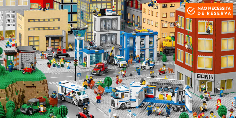 Grande Exposição Nacional de Construções em LEGO®   Oeiras Brincka