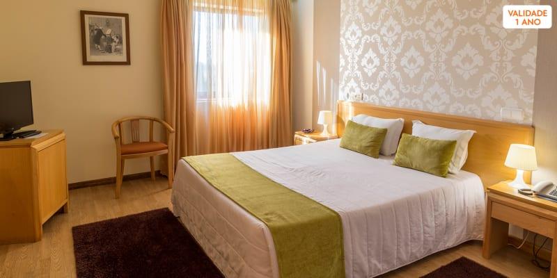 Hotel Eurosol Alcanena - Santarém   Escapadinha a Dois com acesso às Piscinas de Santarém
