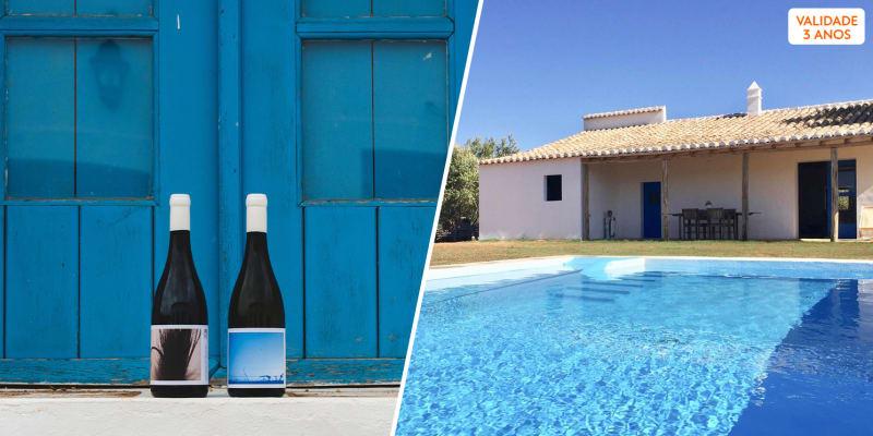 Morgado do Quintão - Lagoa | Estadia no Algarve com Opção Prova de Vinhos e Passeio de Barco