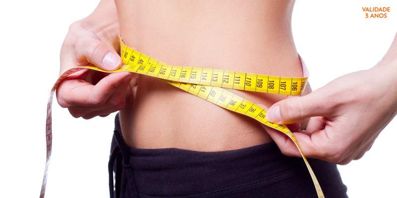 Perca até 10cm! Pack Liporedutor com 10 Tratamentos   Body Slim & Meso   Sintra
