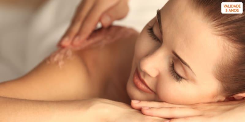 Massagem Mix Sensações c/ Ritual de Chá & Cookies   40 Minutos   Porto