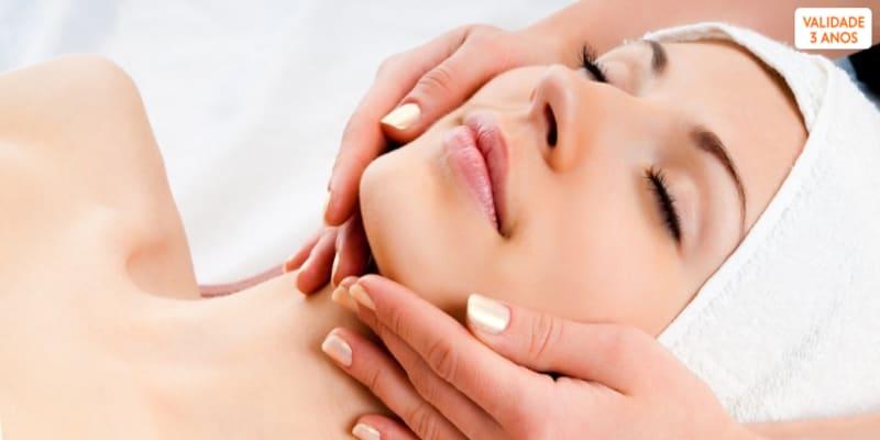 Face Care! Limpeza de Pele com Extracção & Massagem   1h   Boavista