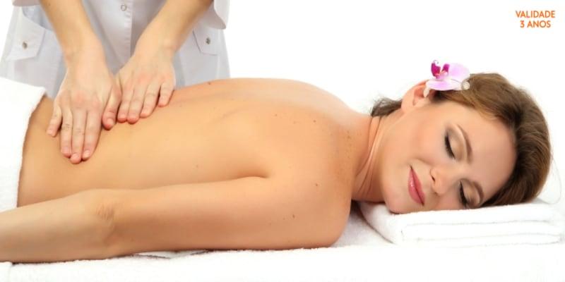 Puro Relaxamento! Massagem à Escolha - 1 Hora | Campo Pequeno