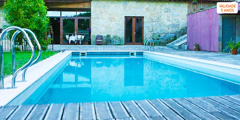 Hotel Rural Alves 4* - Braga | Estadia Rural a Dois
