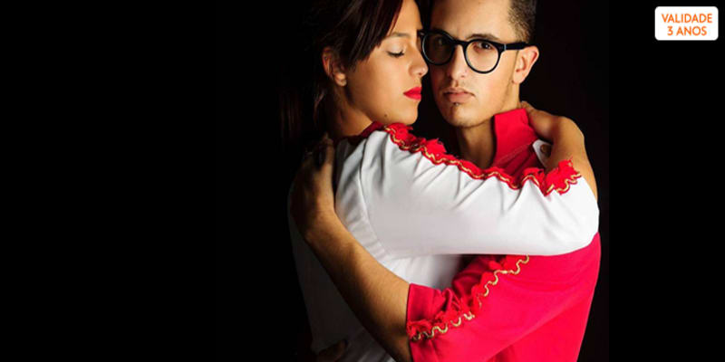 1 Mês de Aulas de Dança | Banga Dance It - Algés