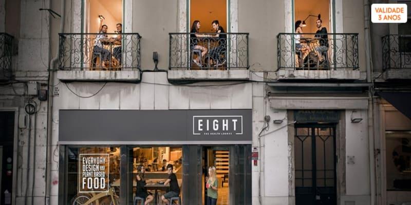 Tea For Two Vegan e Saudável | Eight - The Health Lounge - Lisboa
