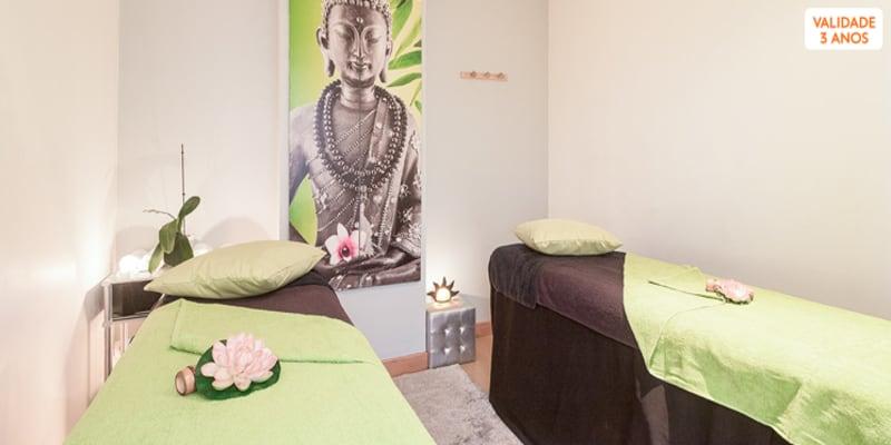 Massagem «Relax & Love» à Escolha para Dois   Matosinhos