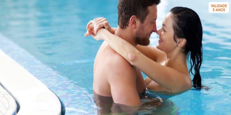 Luxury Rituals: Terapia de Bem-Estar c/ Circuito Spa   2 Pessoas   Spa Satsanga - 3 Locais