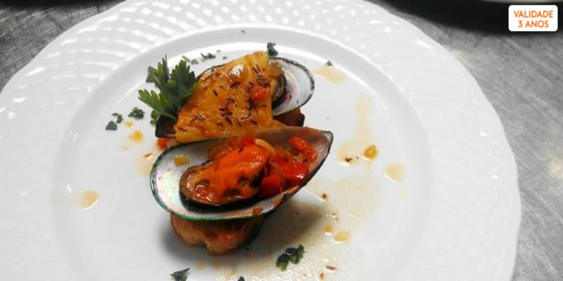 Cozinha de Autor para Dois   Pela Mão do Chef nas Termas de Vizela!