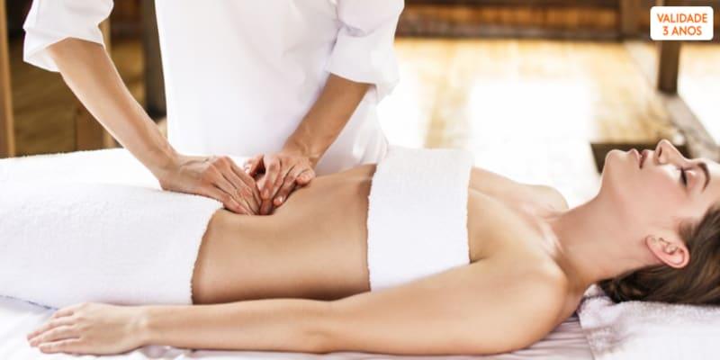 Reduza & Tonifique! 1, 2 ou 5 Massagens à La Carte | Boavista