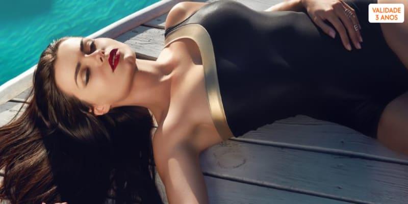 Corpo de Sonho com 3 ou 6 Sessões de Cavitação e Massagem Drenante Finalizadora | BodyLaser Amoreiras
