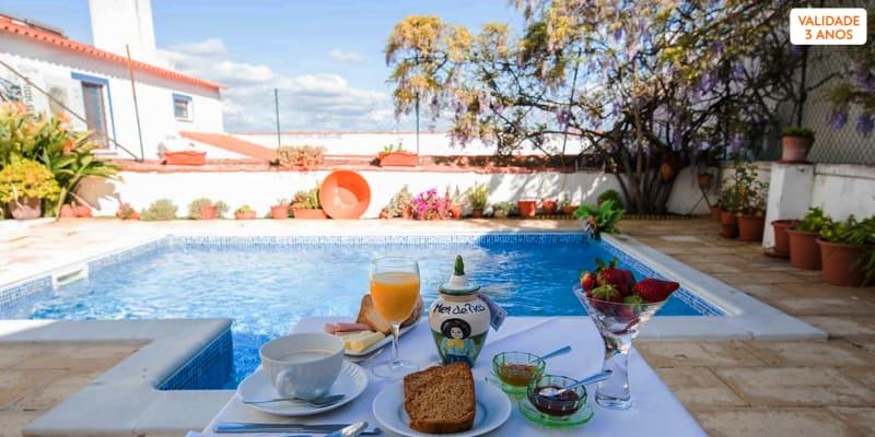 Bética Hotel Rural - Serpa   Estadia Rural no Alentejo com Opção Pacote Romântico