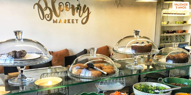 Brunch a Dois para Nutrir o Corpo e Alimentar a Alma   Bloomy Market - Setúbal