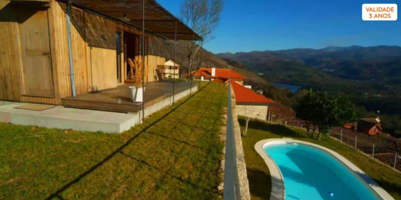 Casas De Alem Ecoturismo - Arcos de Valdevez   Estadia em Casa com Piscina no Gerês