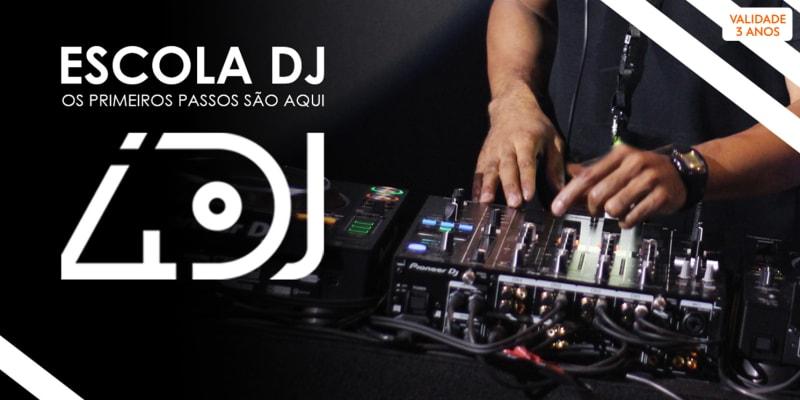 Um Dia como DJ! Workshop de DJ + Actuação ao Vivo   Centro i4DJ - Benfica