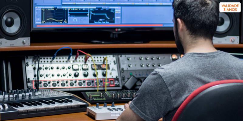 Iam Producer! Workshop de Produção de Música Electrónica   Centro i4DJ - Benfica