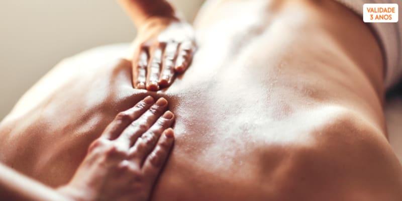 Massagem de 30 Minutos à Escolha | Clínica Lux - 2 Locais à Escolha