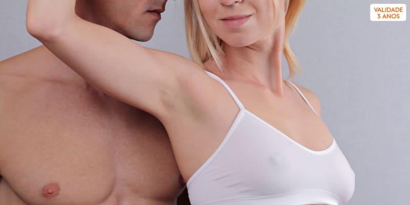 Depilação Laser Díodo Corpo Inteiro | 2 ou 3 Sessões - Mulher & Homem | Almada
